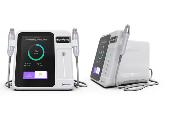 CW 49 Tips Face Lifting RF Microneedling Machine