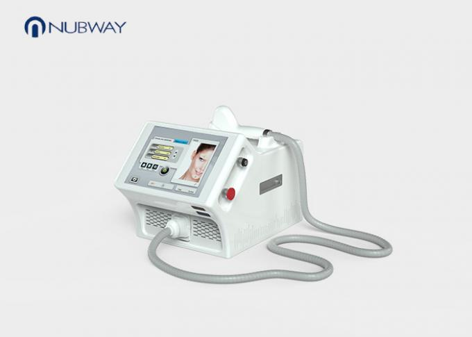 Portable Diode Laser Hair Removal Machine With Cooling Permanent Type
