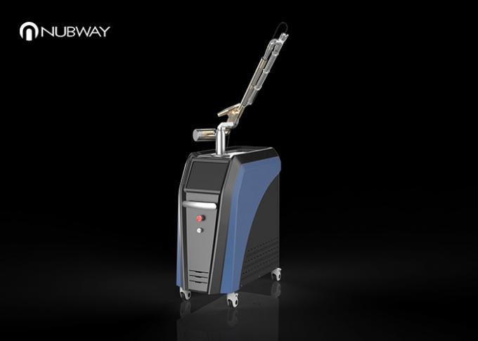 1~10Hz Picosecond Laser Pigmentation Removal Machine For Tattoos Removal