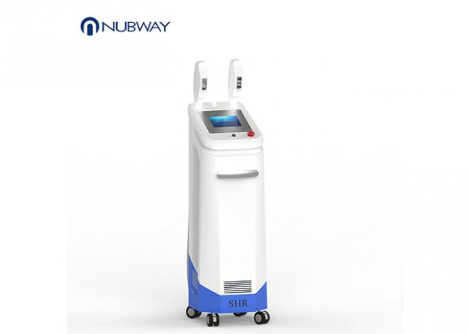 Freckle And Redness Removal IPL Laser Beauty Machine Water / Air Cooling System