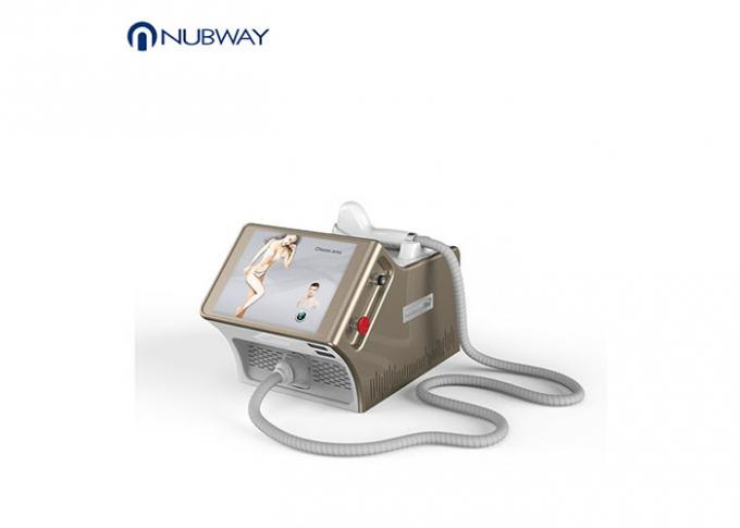 1-10HZ Portable IPL Laser Beauty Machine 808nm Diode Laser For Hair Removal